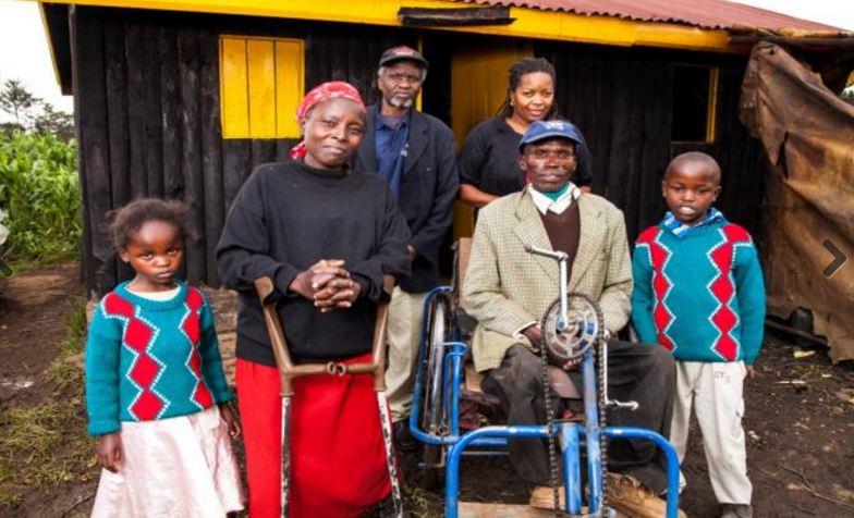 Polio family